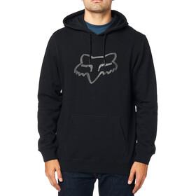 Fox Legacy Foxhead Fleece Pullover Herren black/black